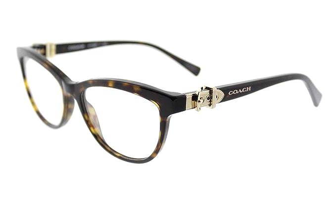 Amazon.com: Coach HC6087 - Gafas de sol para mujer, Marrón ...