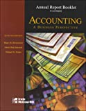Accounting : A Business Perspective, Hermanson, Roger H. and Edwards, James Don, 0071092218