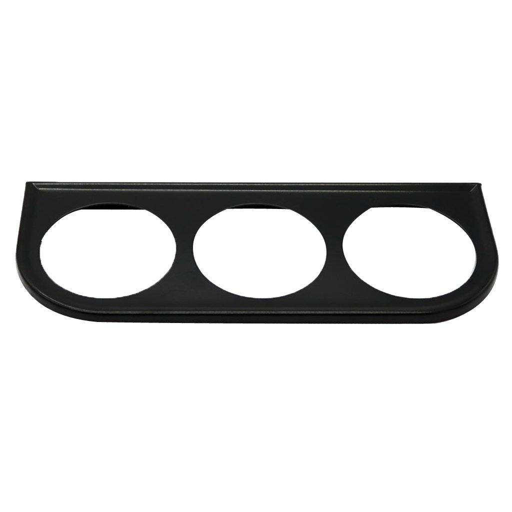 Homyl 52mm Calibro Bacchetta Porta Strumento Calibro Ferro Universale Auto Camion