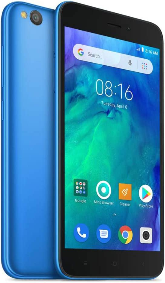 MOVIL Smartphone XIAOMI REDMI GO 1GB 8GB Blue: Xiaomi: Amazon.es ...