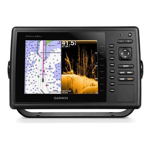 Garmin 010-01181-01 GPSMAP 840xs Chartplotter/Sonar by Garmin