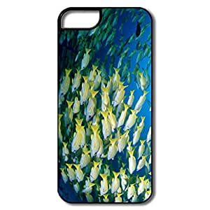 Custom Movies Bumper Case Blue Perch IPhone 5/5s Case For Couples