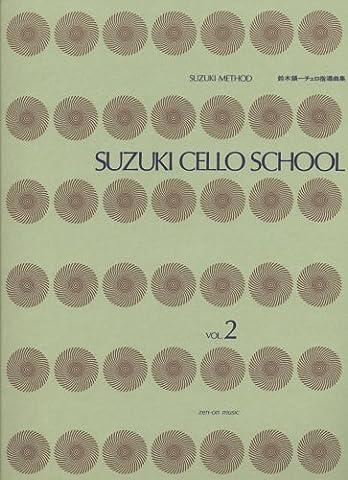 Suzuki Cello town one guidance album 2 (CD with) (2011) ISBN: 411325012X [Japanese Import] (Suzuki Book 8 Cello)