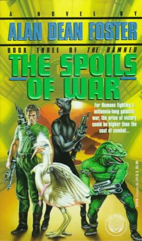 The Spoils of War (The Damned, Book 3)