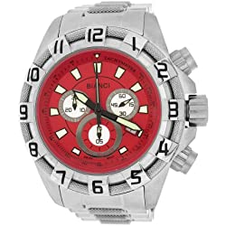 Roberto Bianci Men's 7064_red Pro Racing Watch
