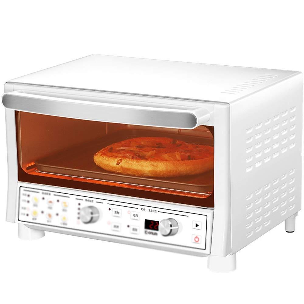 B07QNDG6G6 ミニオーブン電気オーブンコンピュータミニベーキング多機能自動小型家庭用ミニオーブンキッチン電気オーブン HARDY-YI