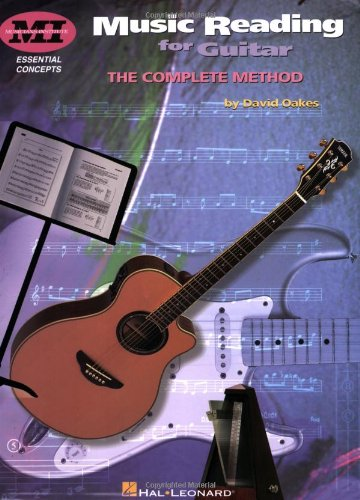 Music Reading For Guitar Essential Concepts