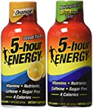 5 Hour Energy Drink, Lemon Lime/Orange, 24 Count