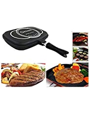Dessini Double Grill Pan Size 40 cm