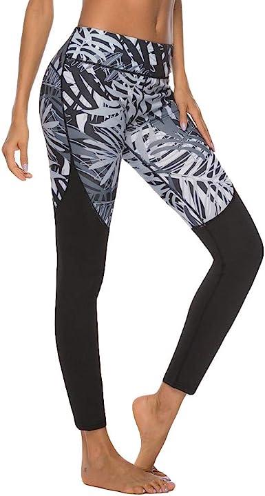 Pantalones Anchos Mujer Yoga Pantalon De Yoga Mujer Leggings ...