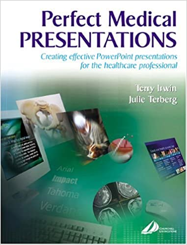 amazon perfect medical presentations creating effective