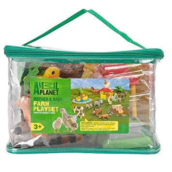Animal Planet Farm Family by Toys R Us