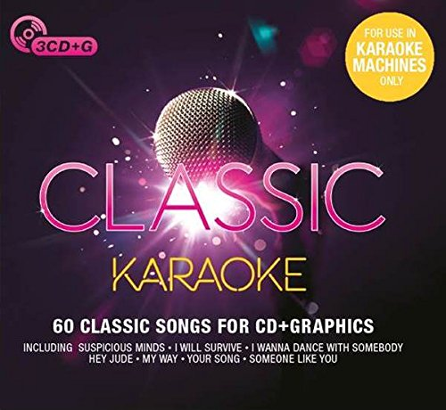 Classic Karaoke (Best Karaoke Cds For Kids)