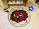 Fanmats Temple University Soccer Ball/27'' Diameter