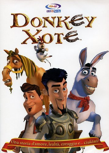 Donkey Xote by Jose Pozo: Amazon.es: Cine y Series TV