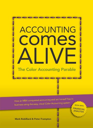 Amazon accounting comes alive the color accounting parable accounting comes alive the color accounting parable by robilliard mark frampton fandeluxe Choice Image
