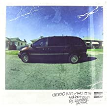 Kendrick Lamar: Good Kid, Mad City LP