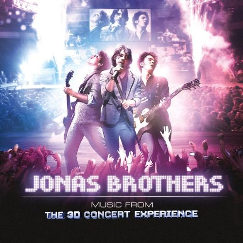 Music from the 3D Concert Experience (Brothers Jonas Rock)