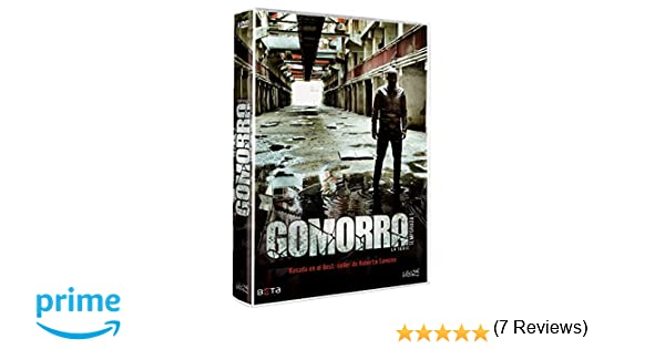 Gomorra. La serie (1ª temporada) [DVD]: Amazon.es: Marco D ...