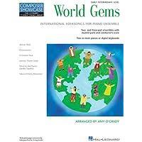 World Gems: Folk Songs for Piano Ensemble: International