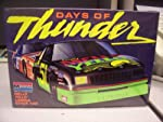 Mellow Yellow Chevy Lumina Stock Car Kit(1990)days of Thunder Series from monogram