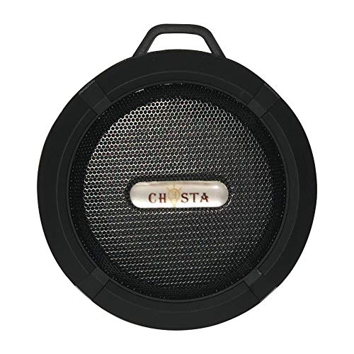 Find Discount Waterproof Bluetooth Speaker by Chesta Products, Black