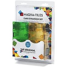 Magna-Tiles 2 Piece Car Expansion Set