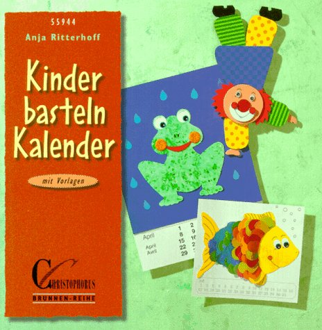 kalender basteln mit kindern my blog. Black Bedroom Furniture Sets. Home Design Ideas
