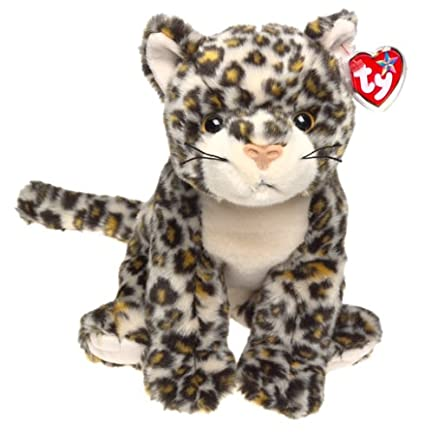 79f38dca5523 Amazon.com: TY Beanie Buddy - SNEAKY the Leopard: Toys & Games