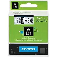 DYMO 45803 / 34Black White