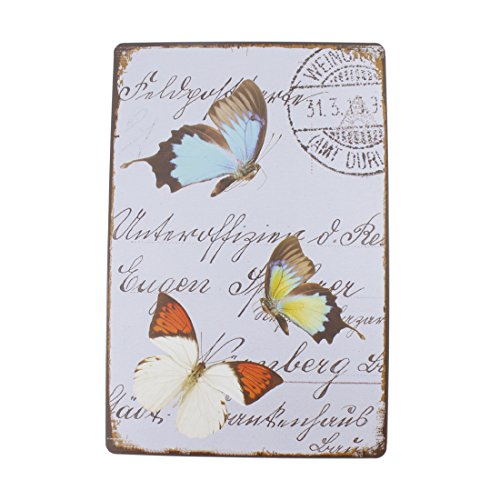 Hanging Butterfly Decor - 6