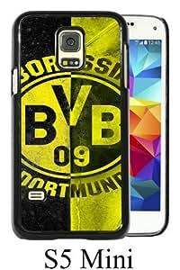 Samsung Galaxy S5 Mini case,Unique Design Borussia Dortmund 2 Black cell phone case for Samsung Galaxy S5 Mini