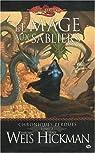 Lancedragon - Chroniques perdues, tome 3 : Le Mage aux sabliers par Weis
