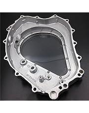 htt- Custom aluminio Motor Cluctch Cover para Honda CBR 1000RR 2004–2007/2008–2015Honda CB CBR 1000RR plata