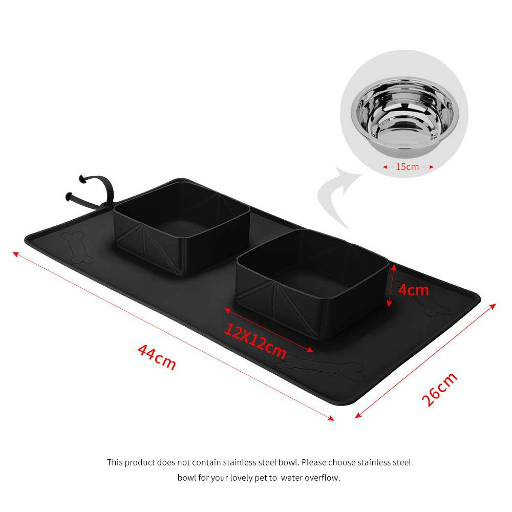 Dowswin Collapsible Dog Bowl