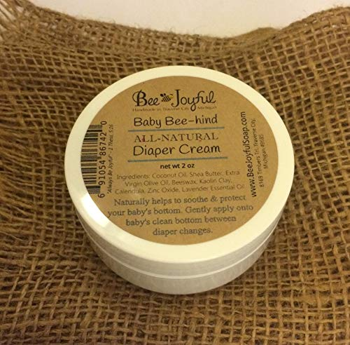 Bee Joyful - Diaper Cream - All Natural by Bee Joyful