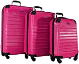 Ciao Voyager 3 Piece Set (Rose Pink)
