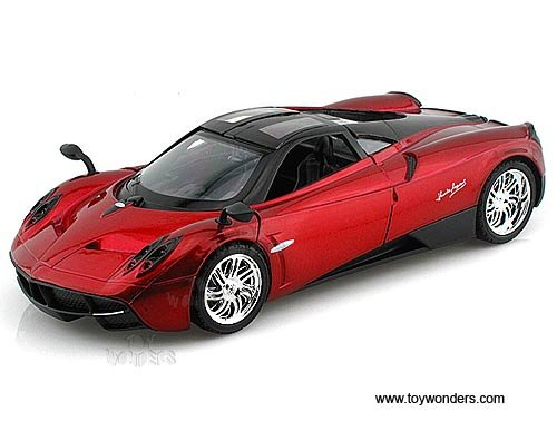 pagani-huayra-hard-top-1-24-scale-diecast-model-car-red-79312