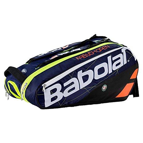 Babolat RH X6Pure RG/FO Hüllen Tennistasche, Unisex Erwachsene, Blau/Rot, Einheitsgröße