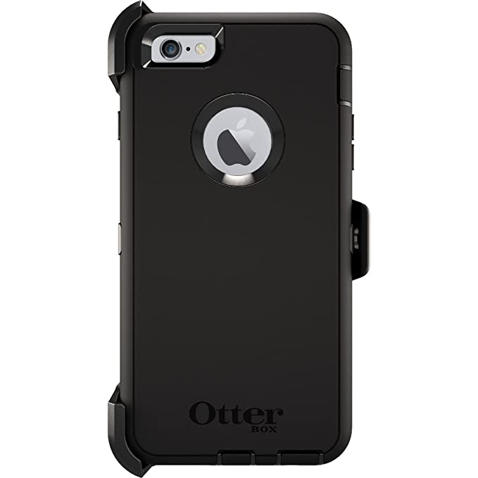 huge selection of 077fa 207b1 OtterBox Defender Series Case & Holster for Apple iPhone 6 Plus & iPhone 6S  Plus (5.5