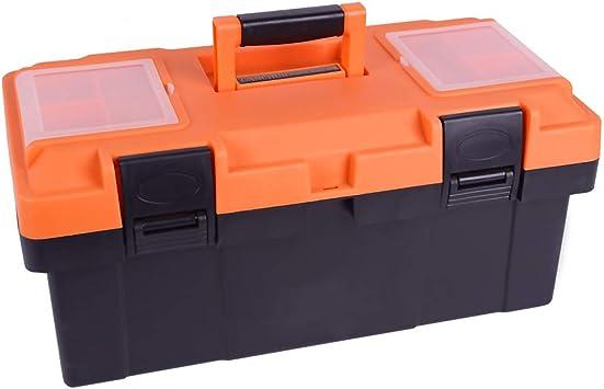 Caja de herramientas de 18 pulgadas, caja de herramientas de ...