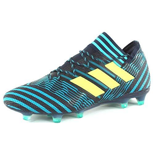 Chaussures Nemeziz Homme adidas FG 1 Football 17 de Bleu 6xqPz