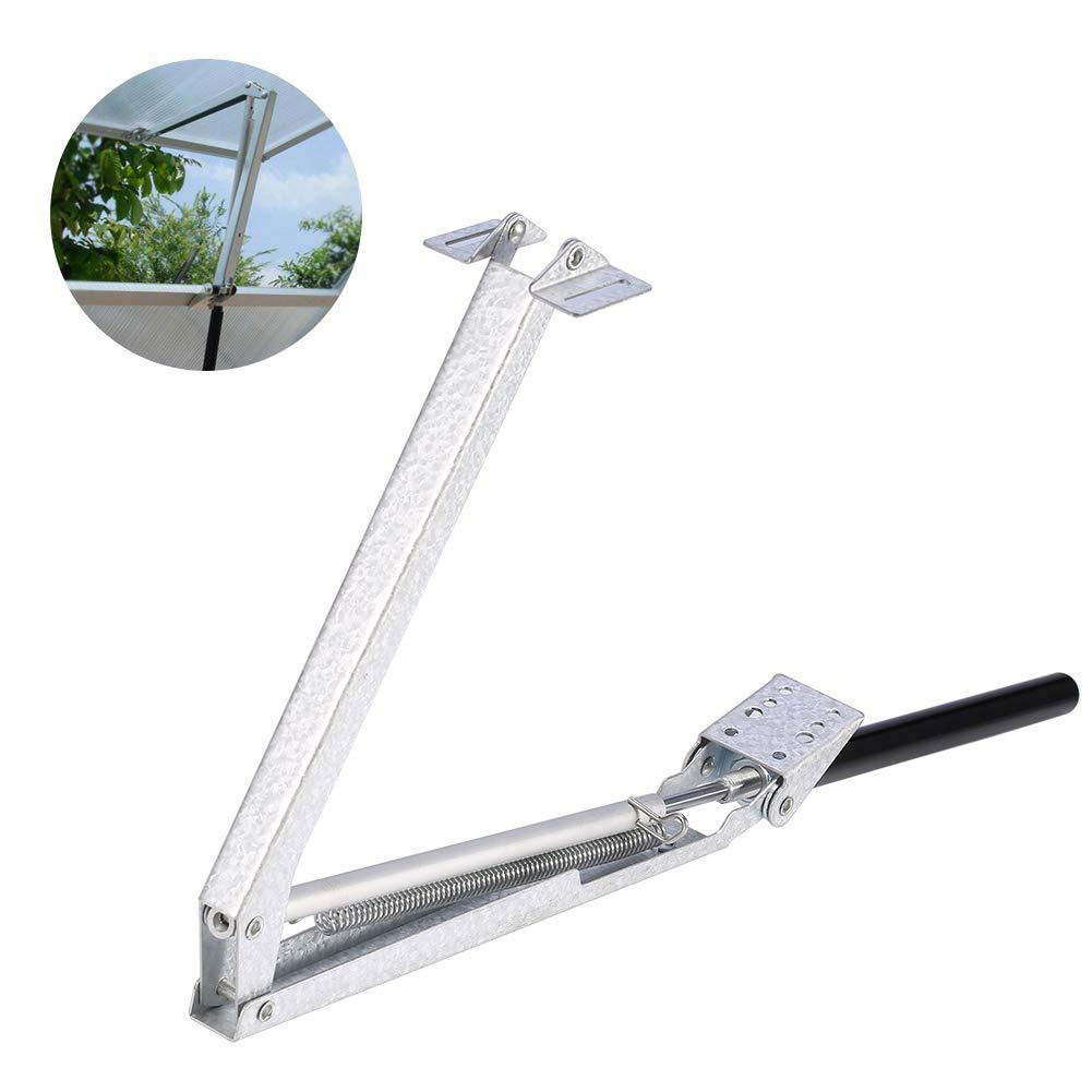 Asixx Auto Vent Kit, Solar Heat Sensitive Automatic Greenhouse Vent Opener Solar Greenhouse Vent Auto Vent Ideal for Your Greenhouse Window by Asixx (Image #1)