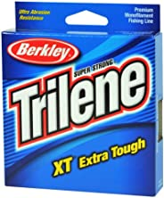 Berkley Trilene XT Monofilament Pony Spool, Low Visibility Green, 110-Yard/6-Pound