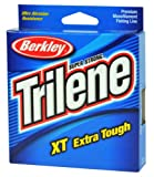 Berkley Trilene XT Monofilament Filler Spool(4-Pound,Low-Vis Green)