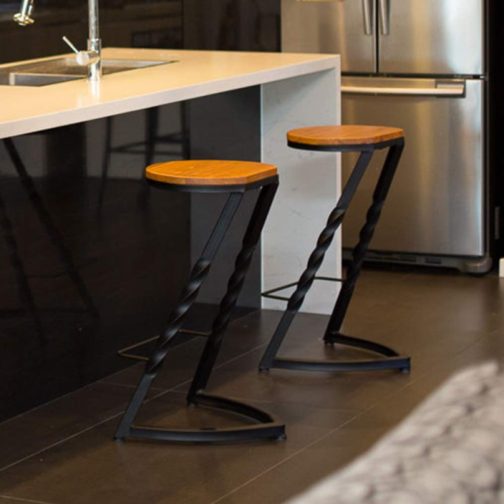 Astounding 51 Unique Bar Stools That Are Cool Addition To Your Kitchen Andrewgaddart Wooden Chair Designs For Living Room Andrewgaddartcom