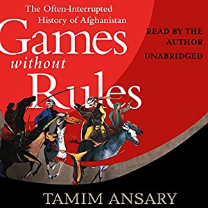 Games Without Rules Audiobook