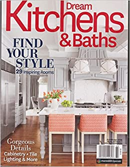 Incroyable Dream Kitchens U0026 Baths Magazine Fall/Winter 2016: Wall Periodicals Online:  0014005142627: Amazon.com: Books
