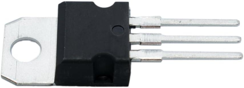2x STP40NF10L Transistor N-MOSFET unipolar 100V 25A 150W TO220-3