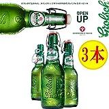 グロールシュ プレミアムラガー 450mlプルトップ瓶×3本セット オランダビール